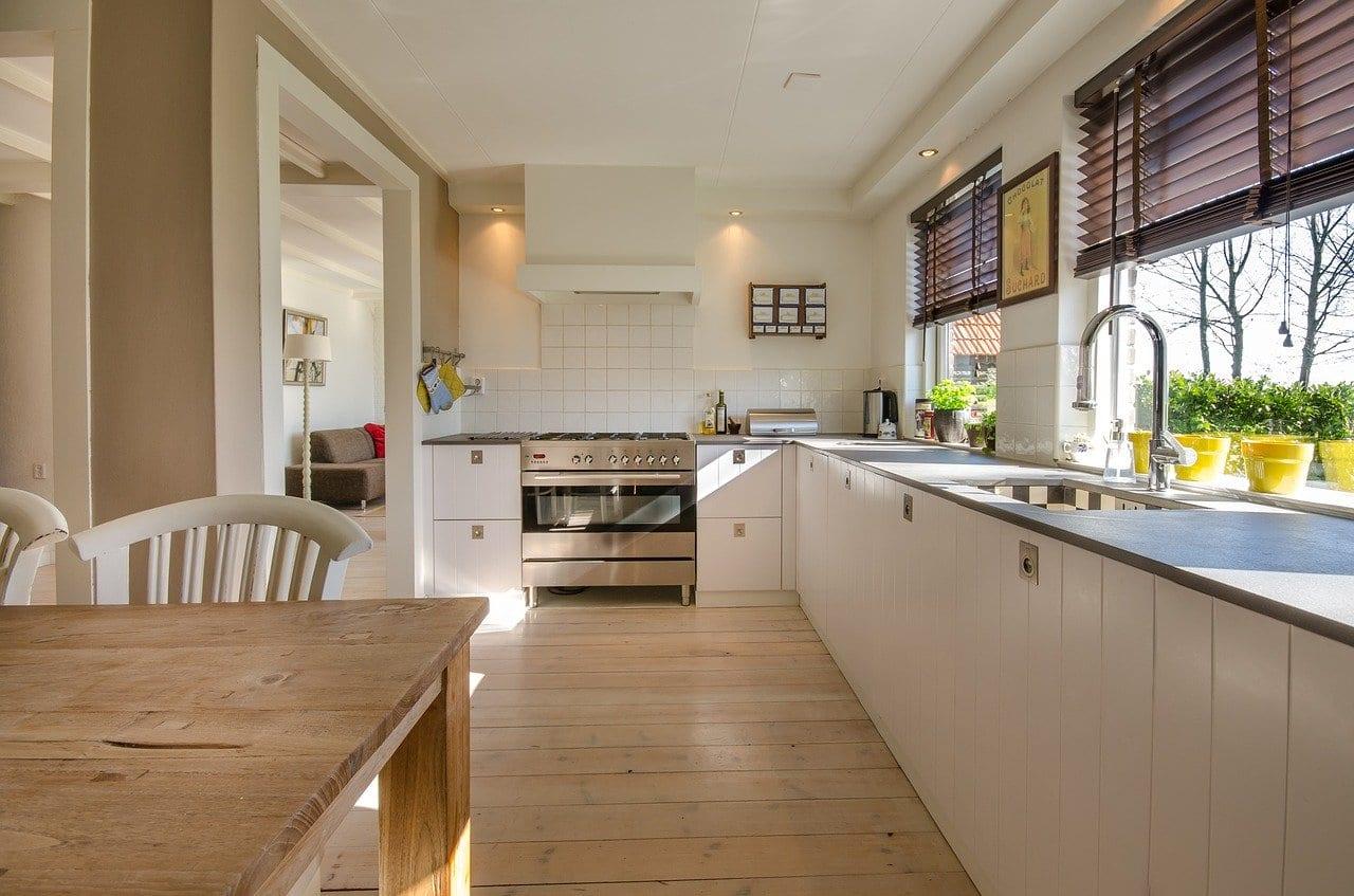 5 beneficios de las cocinas en L