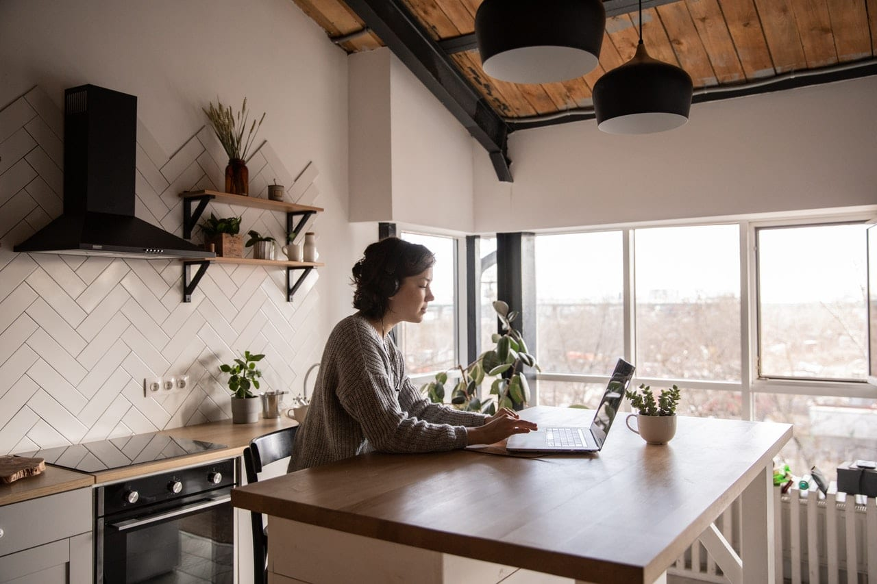 3 formas de renovar la imagen de tu cocina este 2021